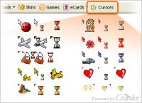 Crawler Cursors 4.5 screenshot. Click to enlarge!