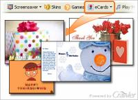 Crawler FREE eCards 4.5 screenshot. Click to enlarge!