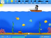 Crazy Fishing 3.3 screenshot. Click to enlarge!