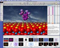 CrystalMaker 10.0.0 screenshot. Click to enlarge!
