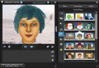 CyberLink YouCam 7.0.2316.0 screenshot. Click to enlarge!