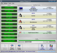 Cypheros TS-Doctor 2.0.80 screenshot. Click to enlarge!