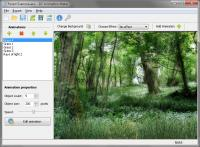 DP Animation Maker 3.3.9 screenshot. Click to enlarge!