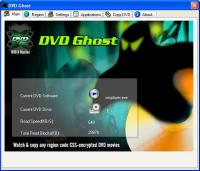 DVD Ghost 2.63.0.3 screenshot. Click to enlarge!