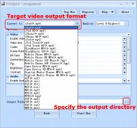 DVDSpirit Pro 1.85 screenshot. Click to enlarge!
