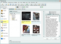Data Crow 4.2.1 screenshot. Click to enlarge!