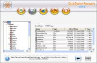 Deleted Hard Drive File Recovery Tool 3.0.1.5 screenshot. Click to enlarge!