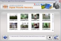 Deleted Image Recovery Tool 3.0.1.5 screenshot. Click to enlarge!