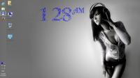 Digital Clock Free 4.5.5 screenshot. Click to enlarge!