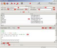 Direct sender 3.05 screenshot. Click to enlarge!