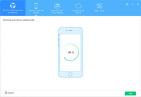DoYourData Recovery for iPhone 5.0 screenshot. Click to enlarge!