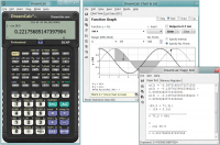 DreamCalc Professional Edition 5.0.2 screenshot. Click to enlarge!