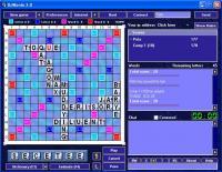 DzWords 2.02 screenshot. Click to enlarge!