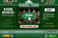 !$! EVEREST POKER 2006 !$! 3.2 screenshot. Click to enlarge!