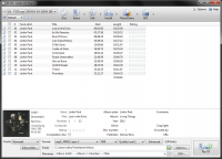 EZ CD Audio Converter 6.0.8 screenshot. Click to enlarge!