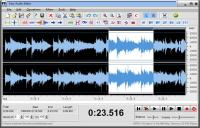 Easy Audio Editor 8.1 screenshot. Click to enlarge!
