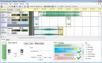 Easy audio mixer 2.3.2 screenshot. Click to enlarge!
