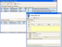 Employee Task Chaser 1.3 screenshot. Click to enlarge!