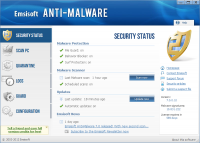 Emsisoft Anti-Malware 2017.4.0.7424 screenshot. Click to enlarge!