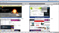 Enhanced VNC Thumbnail Viewer 1.003 screenshot. Click to enlarge!