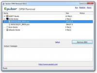 Epubor All DRM Removal 1.0.15.627 screenshot. Click to enlarge!
