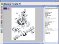Ersatzteilkatalog, Spare Part Catalog 6.0.112 screenshot. Click to enlarge!