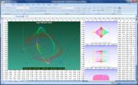 ThreeDify Excel Grapher 4.8.5 screenshot. Click to enlarge!