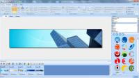 EximiousSoft Banner Maker 5.45 screenshot. Click to enlarge!