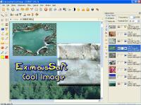 EximiousSoft Cool Image 3.30 screenshot. Click to enlarge!