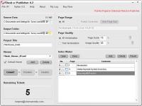 FDesk e-Publisher 4.2 screenshot. Click to enlarge!