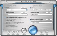 FT DVD Clone 4.1.0 screenshot. Click to enlarge!