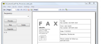 Fax Router 3.0 screenshot. Click to enlarge!