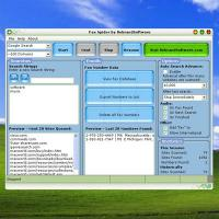 Fax Spider 2.3 screenshot. Click to enlarge!