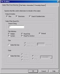 File Grabber 2.02 screenshot. Click to enlarge!