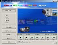 Flash DVD Ripper 0.93.3 screenshot. Click to enlarge!
