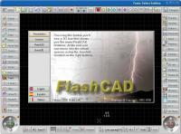 FlashCAD 2007.1001.7220 screenshot. Click to enlarge!
