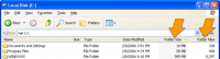 FolderInfo Extension for Windows Explorer 1.0 screenshot. Click to enlarge!