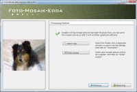 Foto-Mosaik-Edda Standard 7.4.17088.1 screenshot. Click to enlarge!