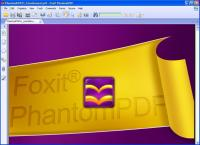 Foxit PhantomPDF Business 8.3.0.14878 screenshot. Click to enlarge!