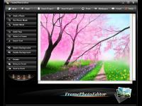 Frame Photo Editor 5.0.2 screenshot. Click to enlarge!