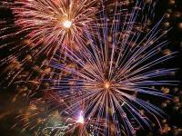 Free Amazing Fireworks Screensaver 1.0 screenshot. Click to enlarge!