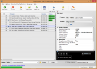 Free Convert FLAC To MP3 3.2 screenshot. Click to enlarge!