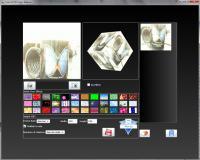 Free GIF 3D Cube Webcam 1.0 screenshot. Click to enlarge!