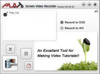 Free Plato Screen Video Recorder 12.11.01 screenshot. Click to enlarge!