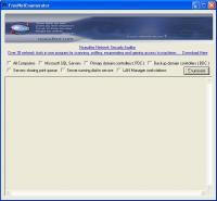 FreeNetEnumerator 1.6.3 screenshot. Click to enlarge!