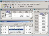 GIPALS - Linear Programming Environment 3.3 screenshot. Click to enlarge!
