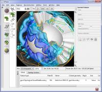 GPlates Portable 1.5.0.16091 screenshot. Click to enlarge!