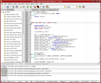 Geany 1.30 screenshot. Click to enlarge!
