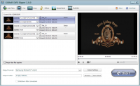 GiliSoft DVD Ripper 4.5.0 screenshot. Click to enlarge!