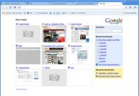 Google Chrome Portable 53.0.2785.116 screenshot. Click to enlarge!